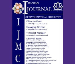 the Iranian Journal of Mathematical Chemistry