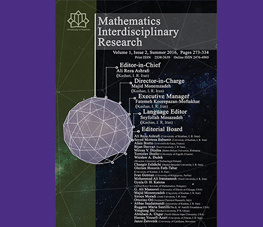 Mathematics Interdisciplinary Research